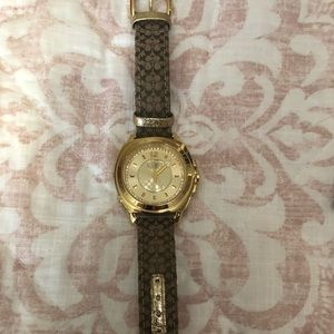 Authentic Ladies Coach Watch